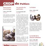 CRDP, Poitiers